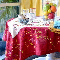 Treetop French Tablecloth 71