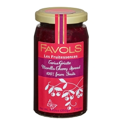 Favols Morello Cherry Fruit Spread
