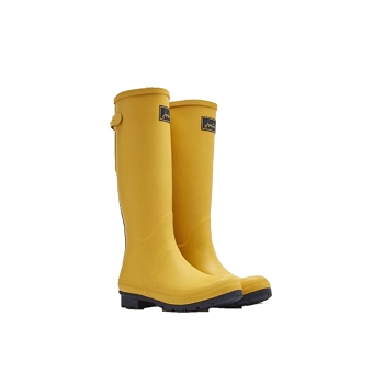 Joules Gold Tall Wellies
