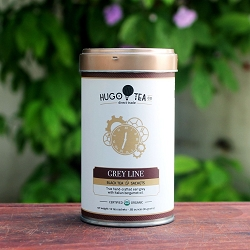 Grey Line Black Tea- Organic