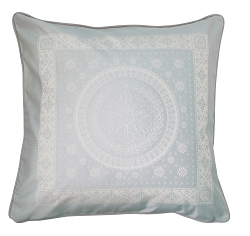 Imperatrice Argent Cushion Cover 20