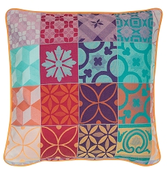 Mille Tiles Multicolore Cushion Cover 20