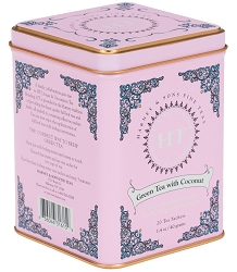 Harney and Sons Green Tea with Coconut
