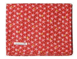 Red Lawn Tablecloth 56