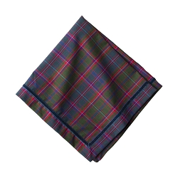 Chalet Tartan Green Napkin Set/4 - 2 sets available