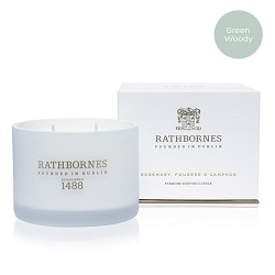 Rosemary, Fougere & Camphor Scented Classic Candle