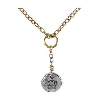 Little Envoys Crown Charm