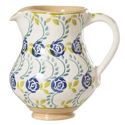 Nicholas Mosse Limited Edition Climbing Rose Medium Jug