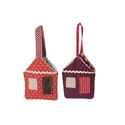 Maileg Cookie House Ornament set/2