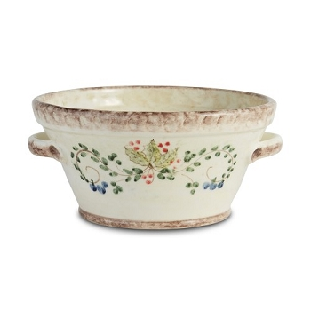 Medici Festivo Bowl with Handles