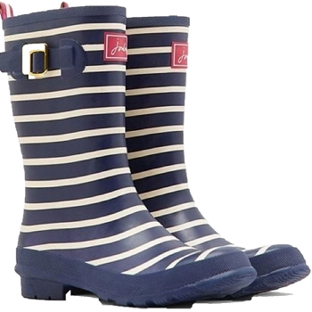 Molly Welly - Mid Height - Navy Stripe
