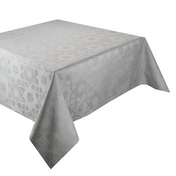 Mille Gibraltar Opale Tablecloth
