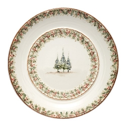 Natale Large Round Platter