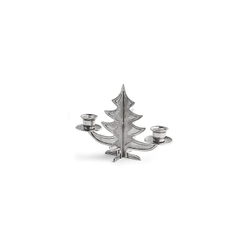 Natale Pewter Tree