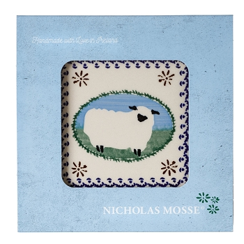 Sheep Trivet Gift Boxed