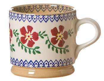 Old Rose Large Mug
