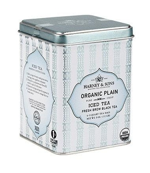 Organic Plain Black Iced Tea