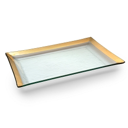 Annie Glass Party Tray