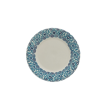 Piastrella - Blue Dinner Plate Set/6