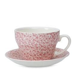 Rose Pink Felicity Breakfast Cup/Saucer