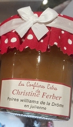 Christine Ferber Pear w/Williams Jam
