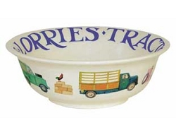 Men at Work Cereal Bowl- 1 available