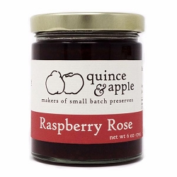 Raspberry Rose Preserves