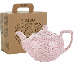 Rose Felicity Teapot Gift Set Boxed