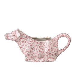 Rose Pink Felicity Cow Creamer Gift Boxed
