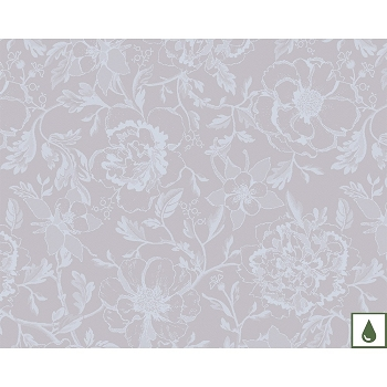 Mille Charmes Rose Coated Placemat Set/4