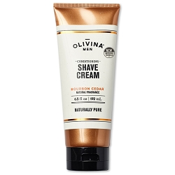 Bourbon Cedar Conditioning Shave Cream 6.5 oz