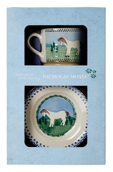 Pony Boxed Set Cup and Plate