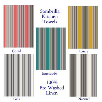 Sombrilla Kitchen Towel
