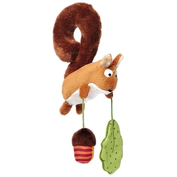 Sigikid Hanging Squirrel Activity Toy