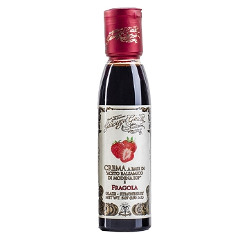 Giuseppe Giusti Strawberry Balsamic Glaze