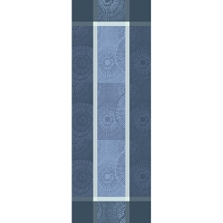 Sunshine Blue Table Runner  22