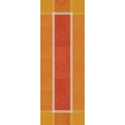 Sunshine Orange Table Runner 22