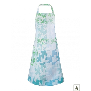Mille Hirondelles Coated Apron