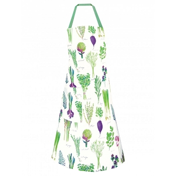 Mille Potager Apron with Pocket