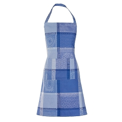 Mille Wax Ocean Coated Apron