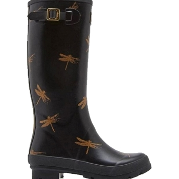 Joules Dragonfly Tall Wellies