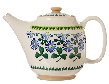 Clover Teapot New Shape