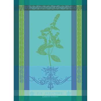 Brin de Menthe Cholorophylle Kitchen Towel 22