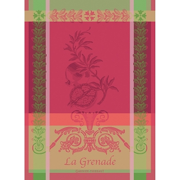 Grenade Rose Kitchen Towel 22
