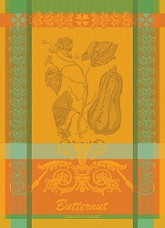 Butternut Orange Kitchen Towel 22