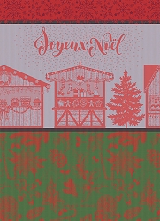 Marche de Noel Kitchen Towel 22