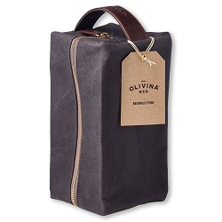 Olivina Waxed Canvas Travel Bag- Select Color