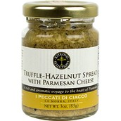 Truffle Hazelnut Pesto with Parmesan Cheese