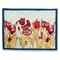 Tulips Placemats Set/6