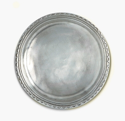 Scallop Rimmed Bottle Coaster- Currently out of stock